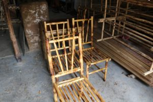 Cane chairs from Coop Forest- non-timber forest product-min