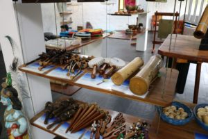 Musical instruments from forest products-min